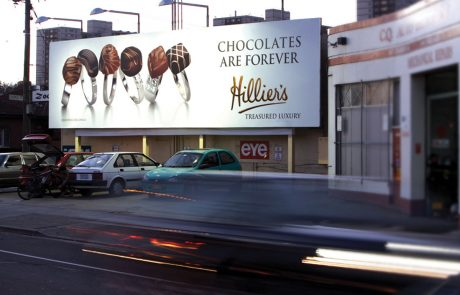 Hillier's - Branding, Print & Outdoor Advertising Campaign